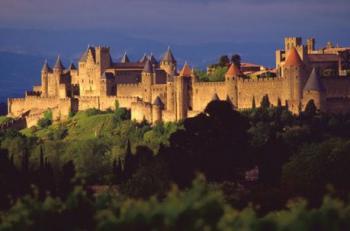 Toulouse  - Carcassonne - Albi