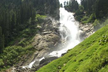 Krimmelské vodopády -