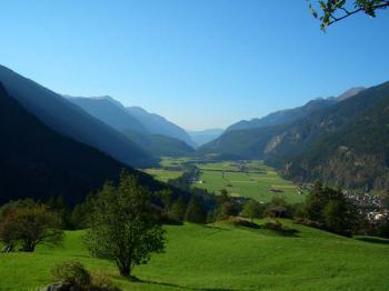 údolí Ötztal -