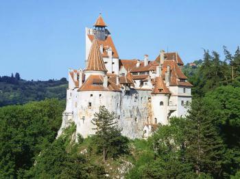 hrad Bran -