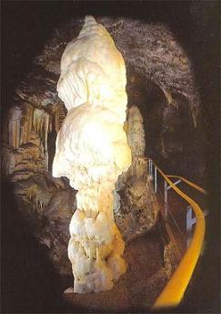 Postojenské jeskyně -