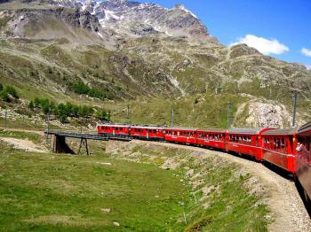 Bernina Express -