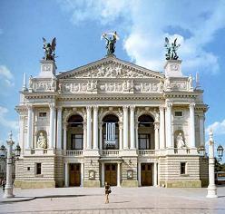 Lvov - opera -