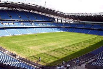 Manchester City - stadion