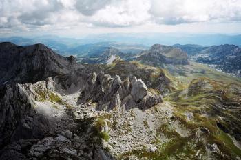 Černá Hora a Albánie
