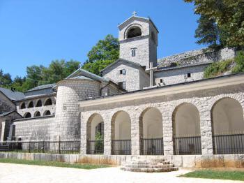 Cetinejský klášter -