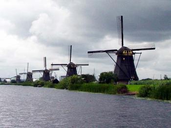 Kinderdijk -