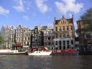 Hotel The ED Amsterdam 3*, Amsterdam - letecky