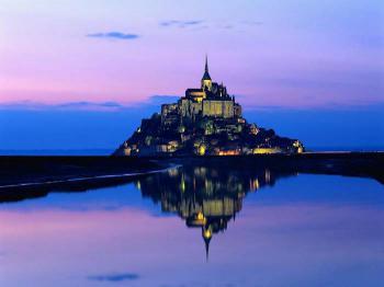 Mont-Saint-Michel -