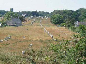 Carnac - megality