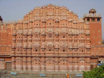 Džajpur - Hawa Mahal