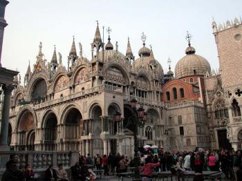 Benátky, Basilica di San Marco