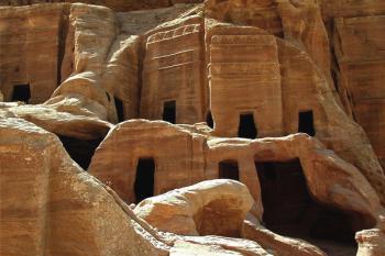 Skalní město Petra -