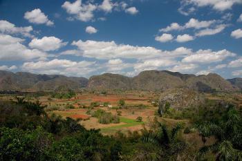 Valle de Viňales -