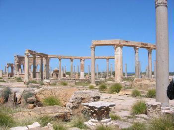 Leptis Magna -