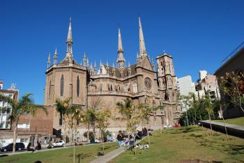Cordoba, křesťanská katedrála