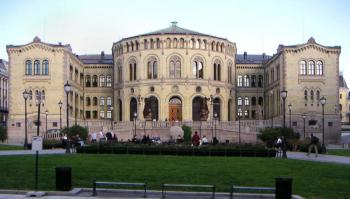 Oslo - parlament