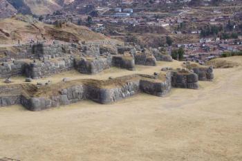 pevnost Sacsayhuamán -