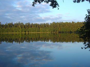 Mazurská jezera -