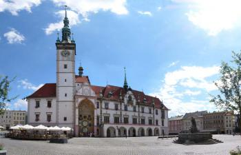 Olomouc - radnice