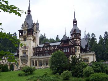 Sinaia - zámek
