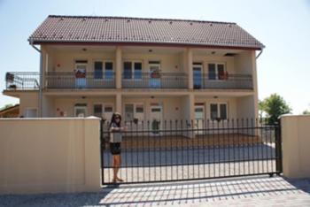 Apartmány Flóra, Velký Meder