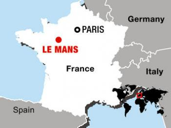 Le Mans, 24 hodin, Francie