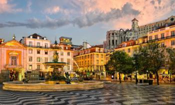 Hotel Czar 4*, Lisabon - letecky