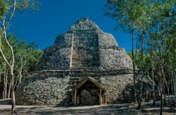 Coba - Coba_Mexiko