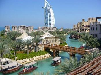 Hotel President 3*, Dubaj - letecky