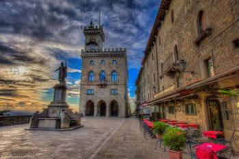 San_Marino, tower
