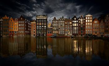 Hotel NH Collection Flower Market 4*, Amsterdam - letecky