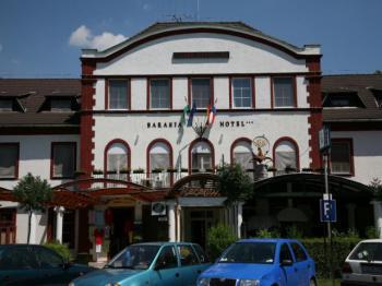Hotel Baranya, Harkány