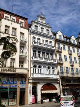 Garni Hotel Ku�era, Karlovy Vary, Romantick� v�kend