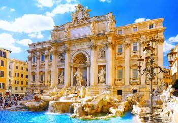 Řím, Fontana di Trevo