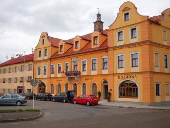 Hotel U Sl�dka, Chodov� Plan�