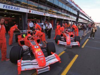 Velká cena Itálie Formule 1, Monza, vstupenky
