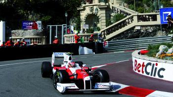 F1 Monaco -