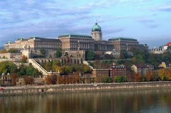 Budapešť - Budínský hrad