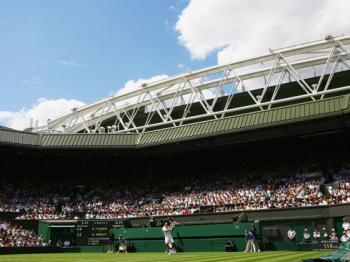 Wimbledon - centrální kurt