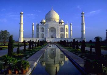 Indie - Zlatý trojúhelník