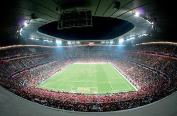 Bayern Mnichov - Allianz Aréna -