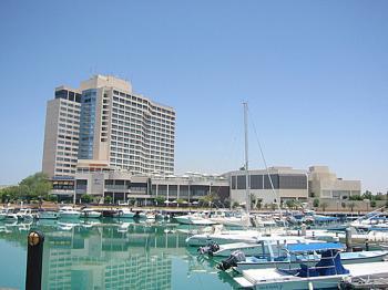 Hotel Intercontinental*****, Abu Dhabi