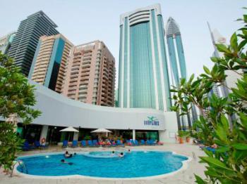 Hotel Towers Rotana****, Dubai - 7 noc�