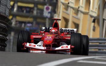 Velká cena Monaca Formule 1, letecký zájezd