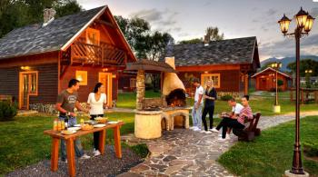 Tatralandia, Holiday Village, bungalov 7+1