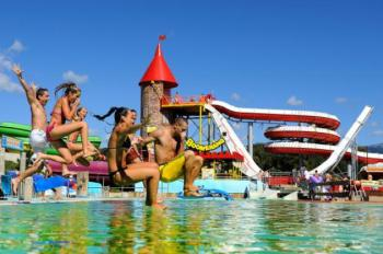 Tatralandia, Holiday Village - aquapark