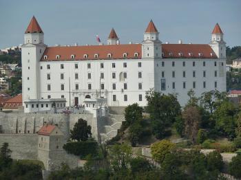 Metropole  na Dunaji