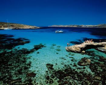 pláž, Malta