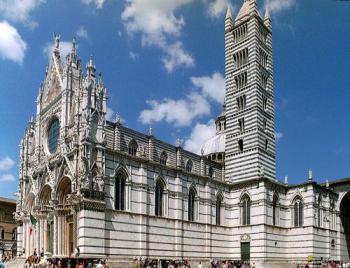 Siena, katedrála